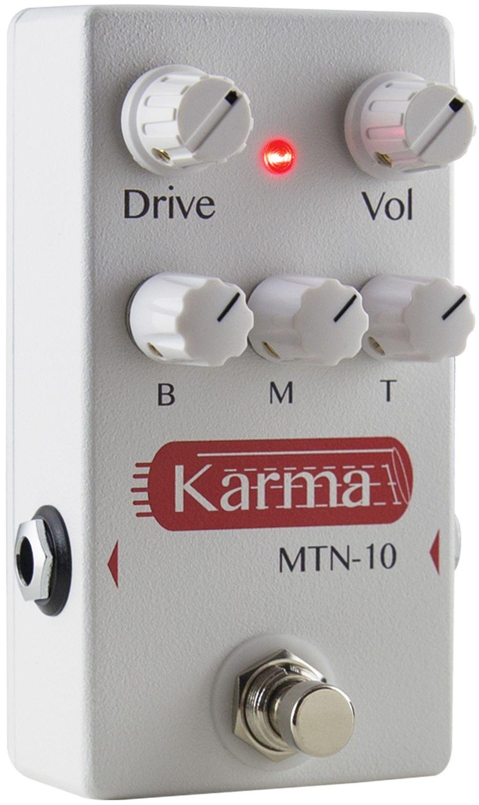 karma - homepage