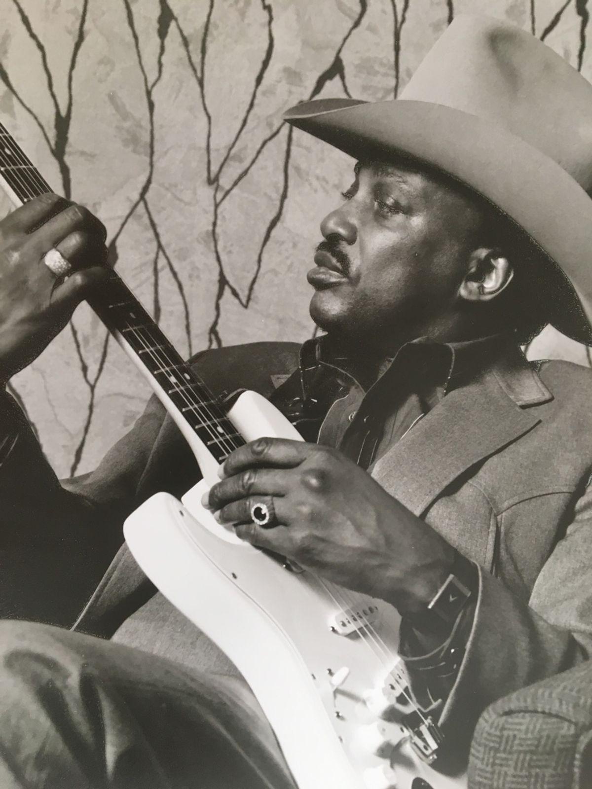 Otis Rush: 1935–2018