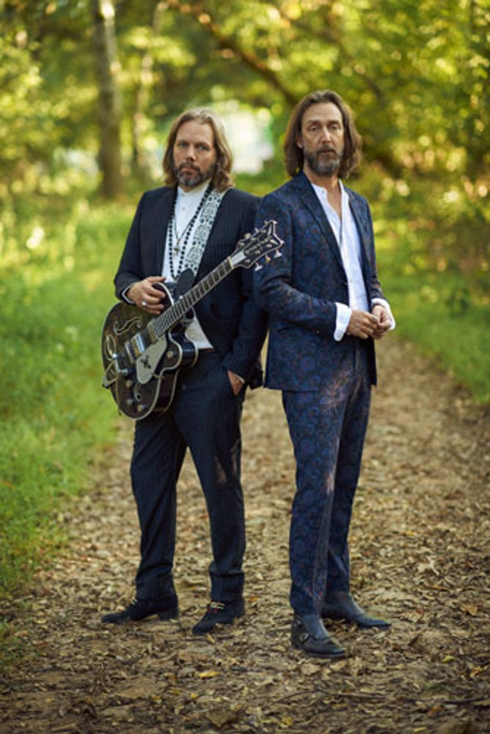 The Black Crowes Reveal New Lineup and 2020 Tour Dates