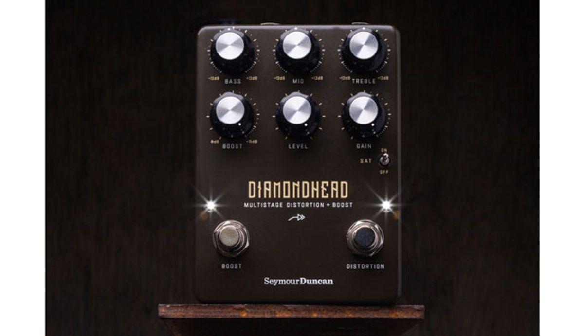 Seymour Duncan Announces the Diamondhead