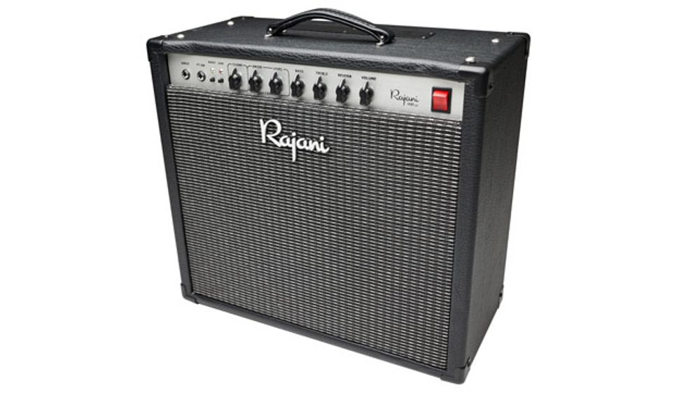 Rajani Amplifiers Releases the VOD-50 Hybrid Guitar Amp