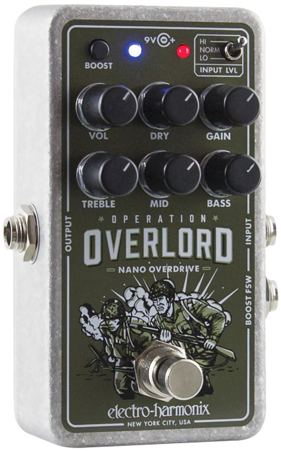 EHX Operation Overlord - homepage