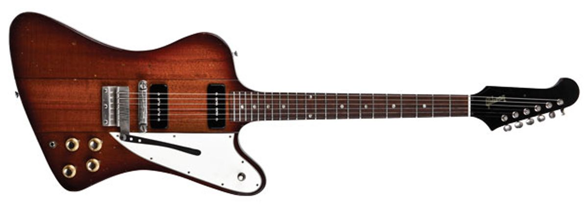 Vintage Vault: 1965 Gibson Firebird III