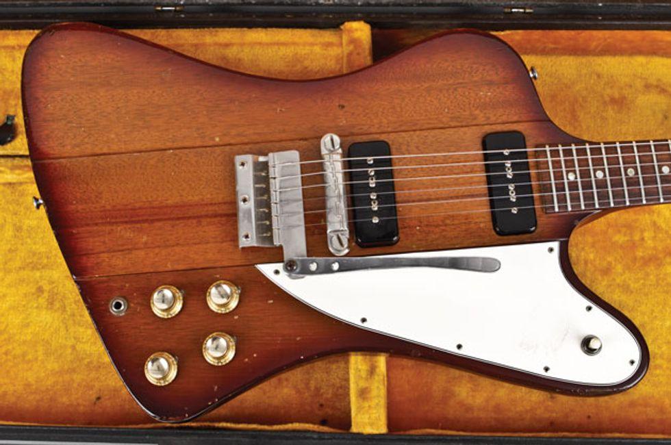 Vintage Vault 1965 Gibson Firebird Iii Premier Guitar