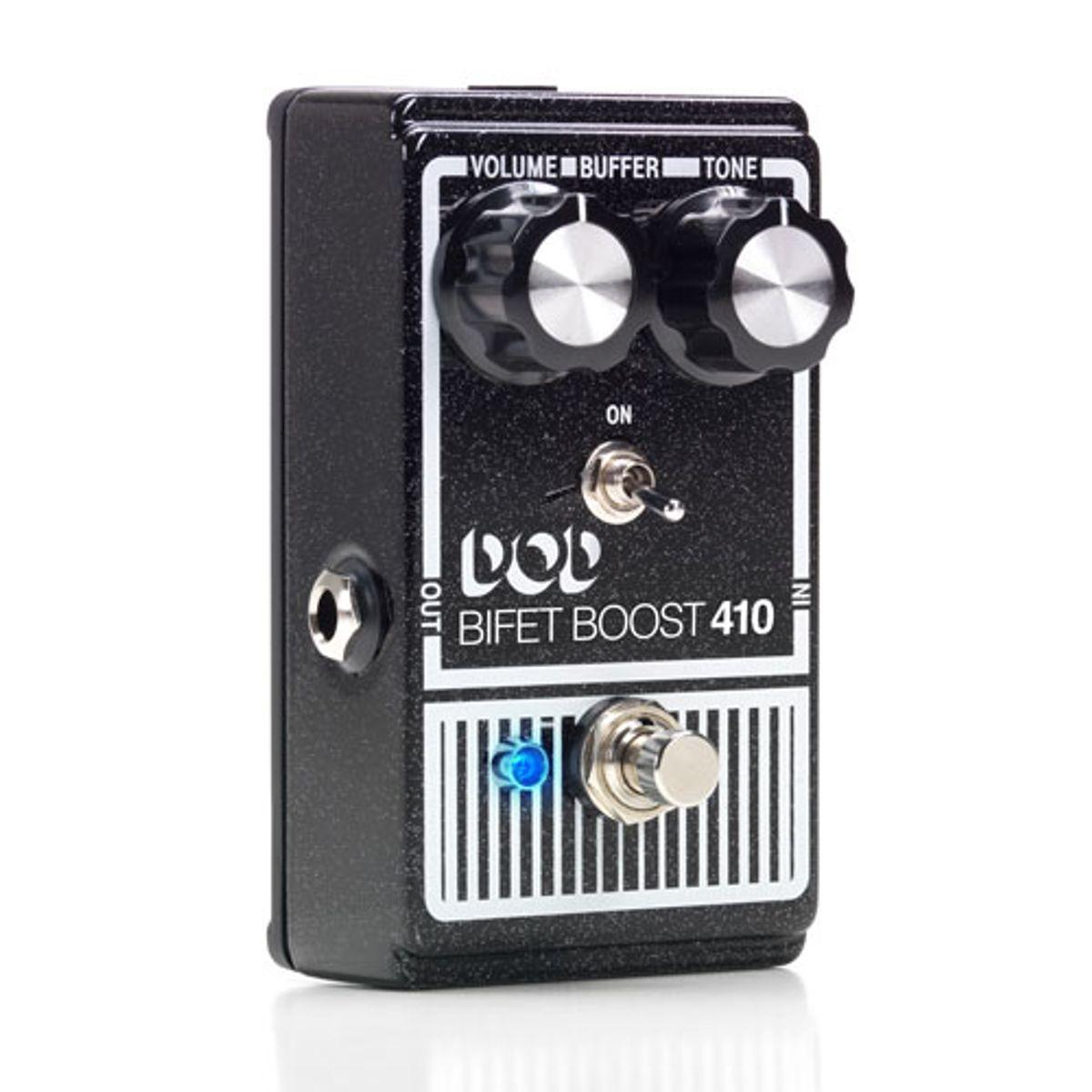 DOD Reissues the Bifet Boost 410