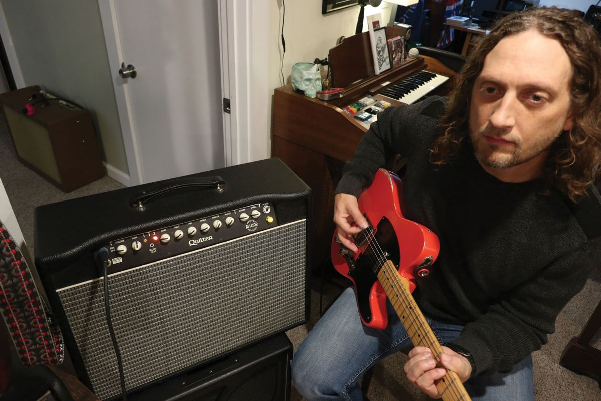 Love and Sockets: A Busy Nashville Producer's Solid-State Sound