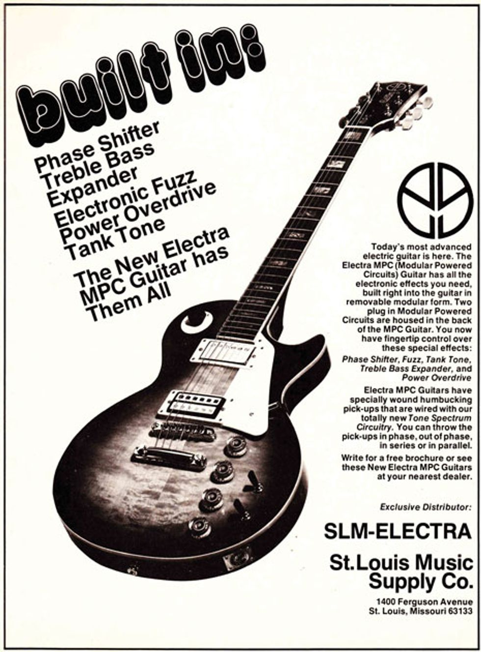 Build your own stompbox premier guitar photo 1 the electra mpc a late 70searly 80s guitar with built in effects has been largely forgotten but many boutique builders have borrowed its solutioingenieria Images