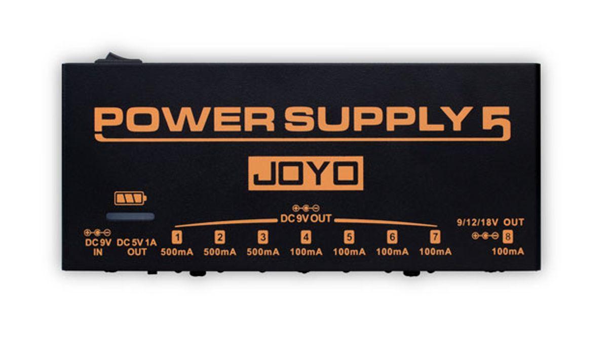 Joyo Audio Releases the JP-05 Power Supply