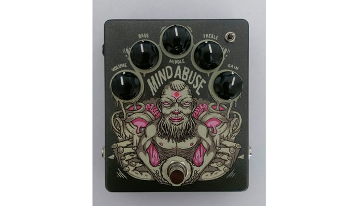 Rockfabrik Effects Introduces the Mind Abuse