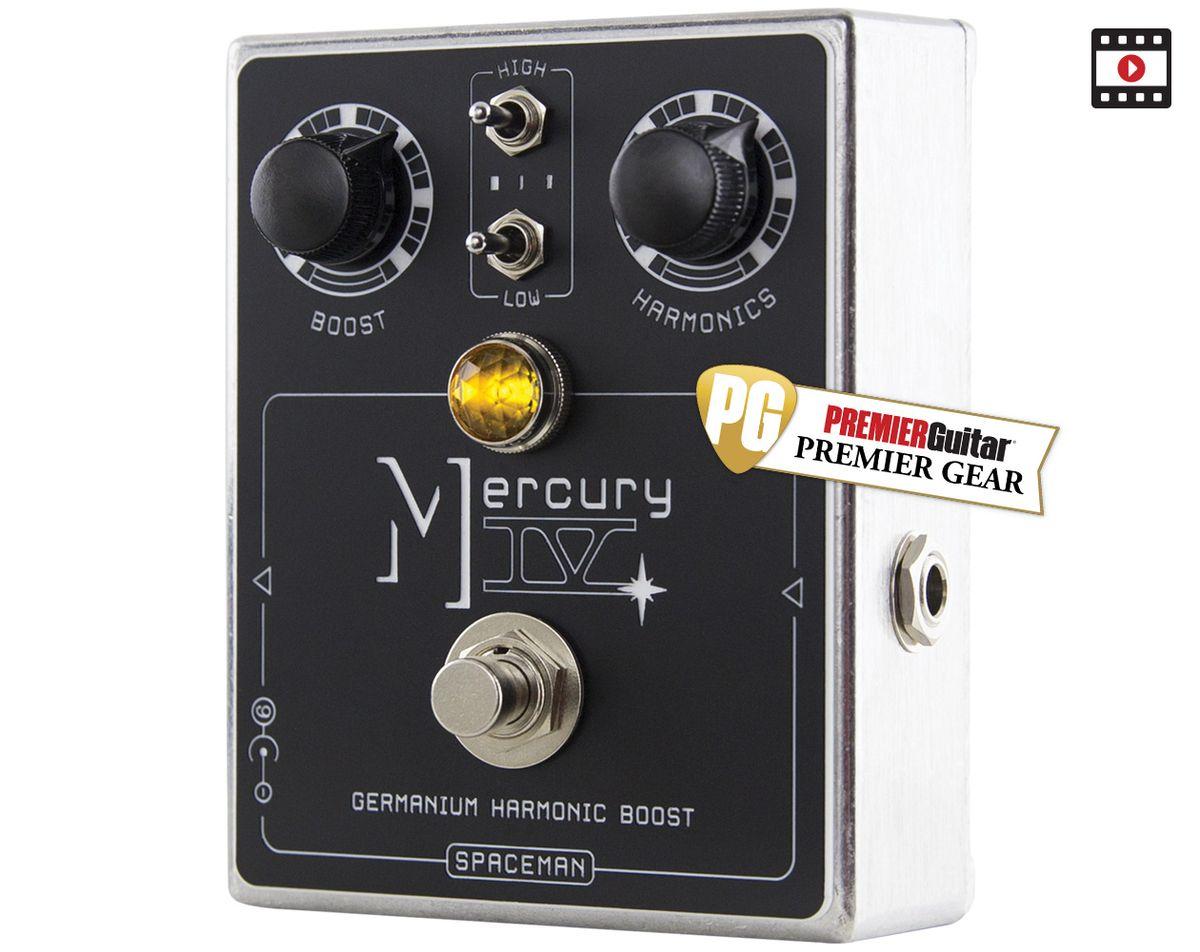 Spaceman Mercury IV Review