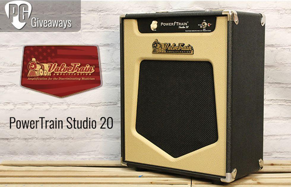 PG Giveaways: Valvetrain PowerTrain Studio 20