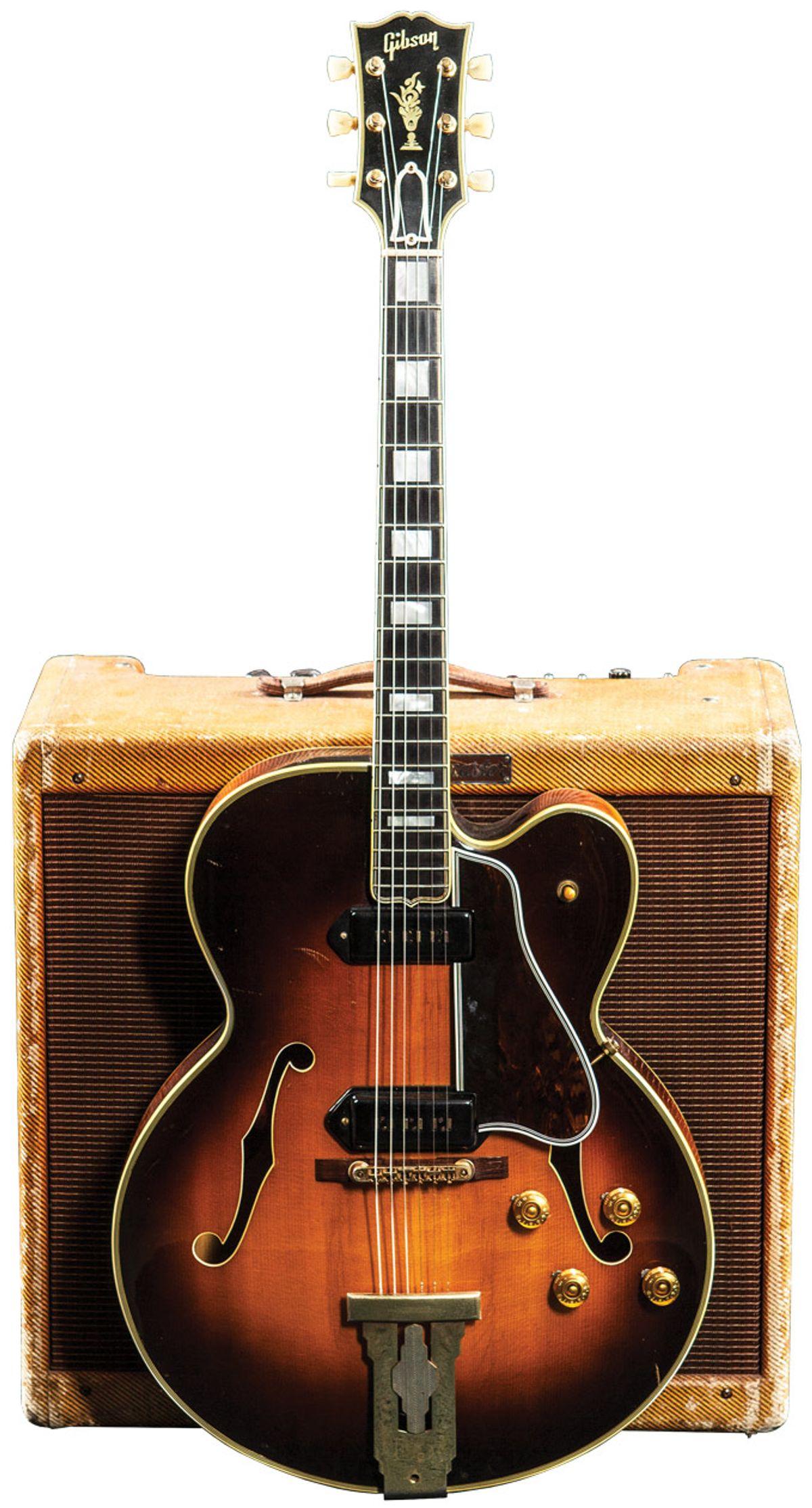 Vintage Vault: 1955 Gibson L-5 CES