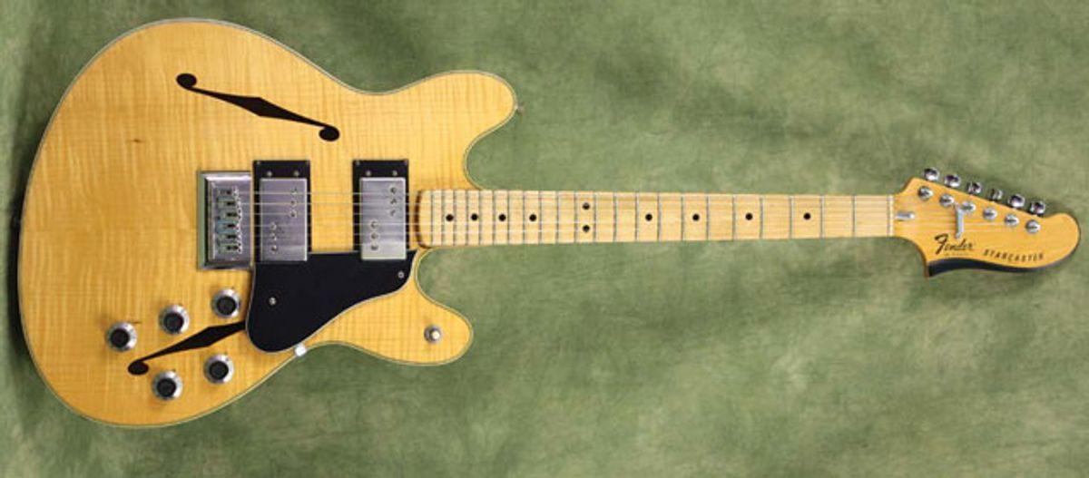 1976 Fender Starcaster
