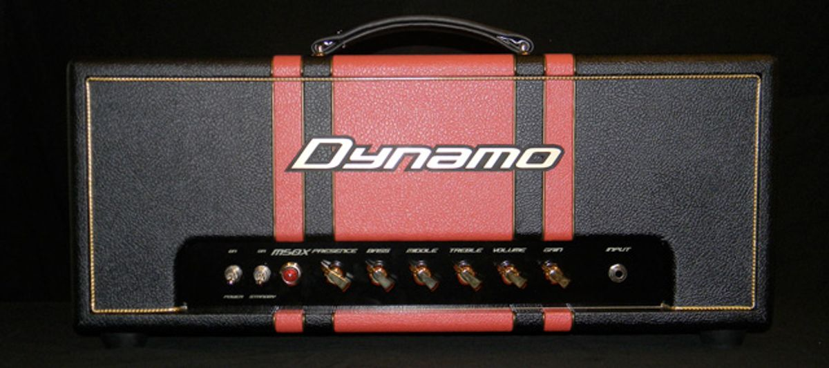 Dynamo Amplification Introduces the M50X Amp