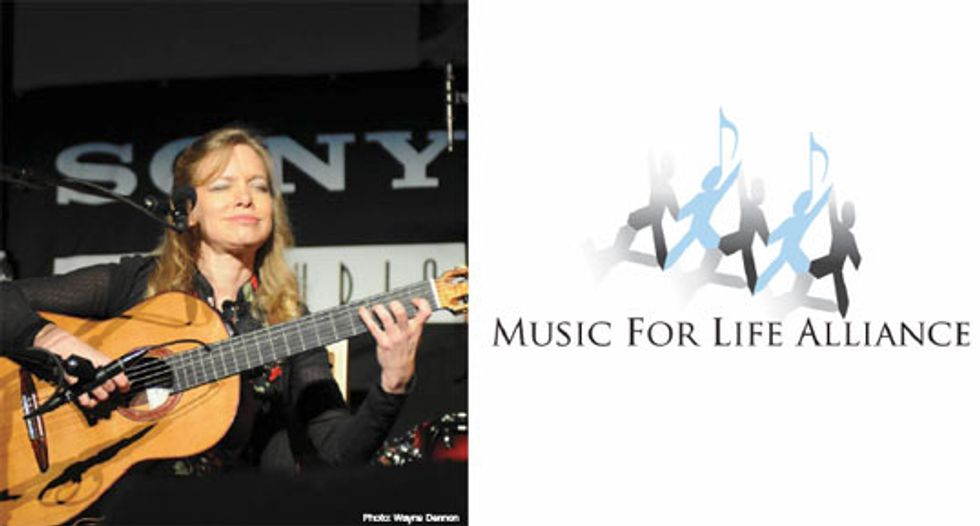 Doing it for the Kids: Music for Life Alliance