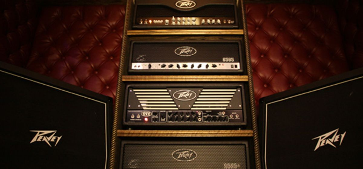 Peavey Hollywood to Open With Comics Legend Stan Lee, Guitar Virtuoso Alex Skolnick, Founder Hartley Peavey & More