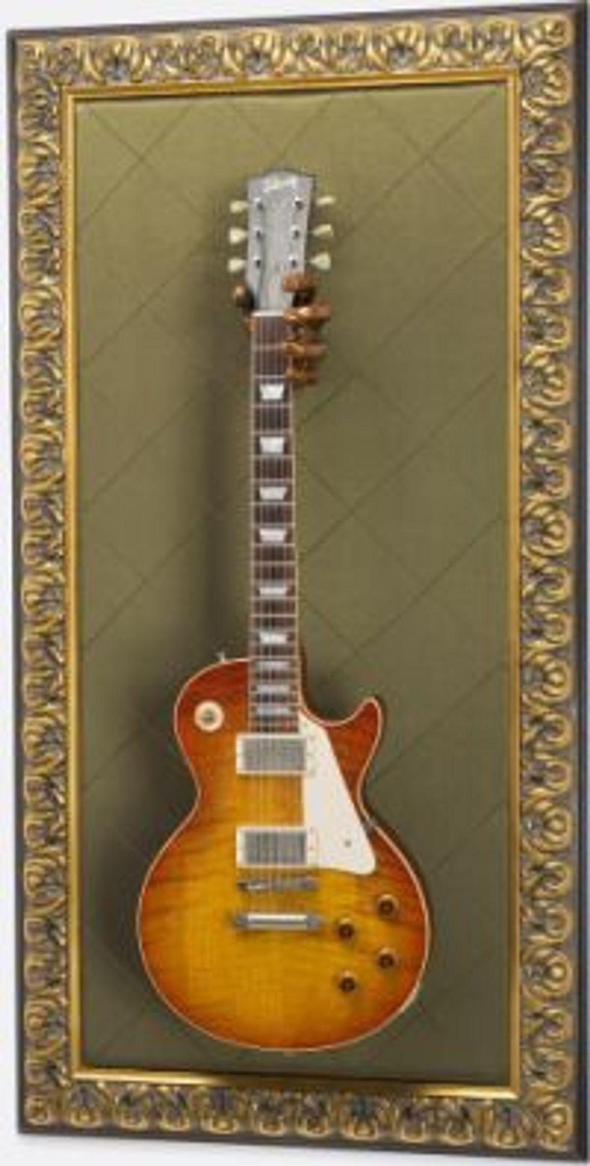 Hart Productions Announces the Guitar Frame