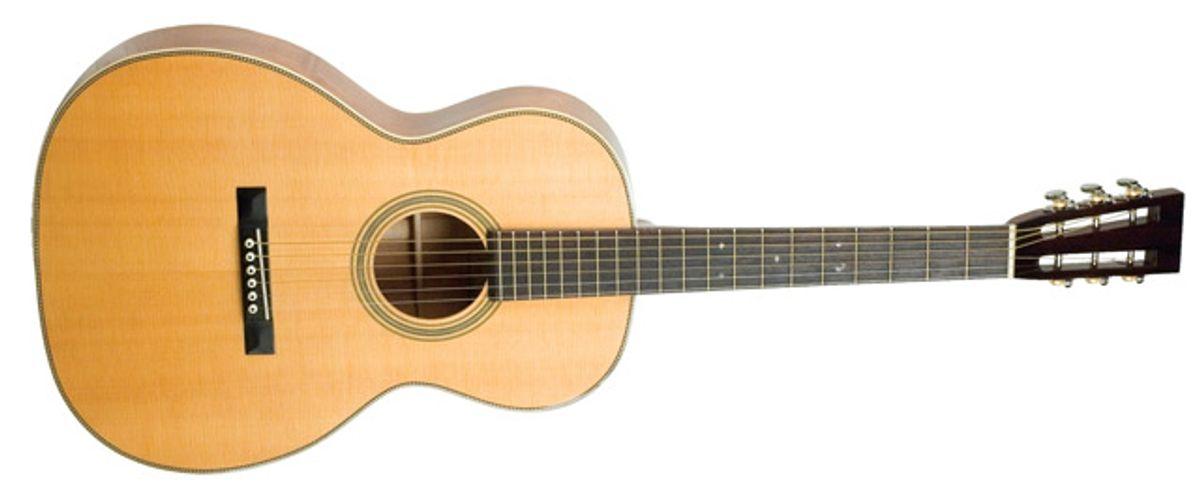 Recording King Century Studio Series ROS-626 12-Fret 000 Acoustic Guitar Review