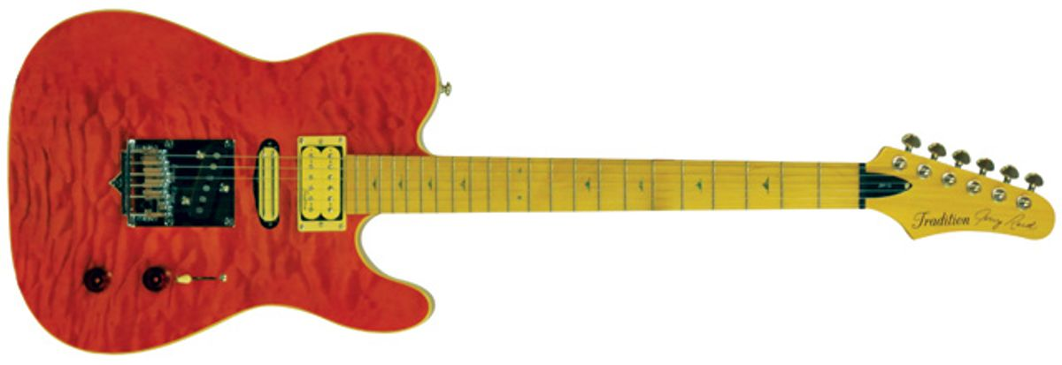 Tradition Jerry Reid Signature Pro Electric Guitar Review