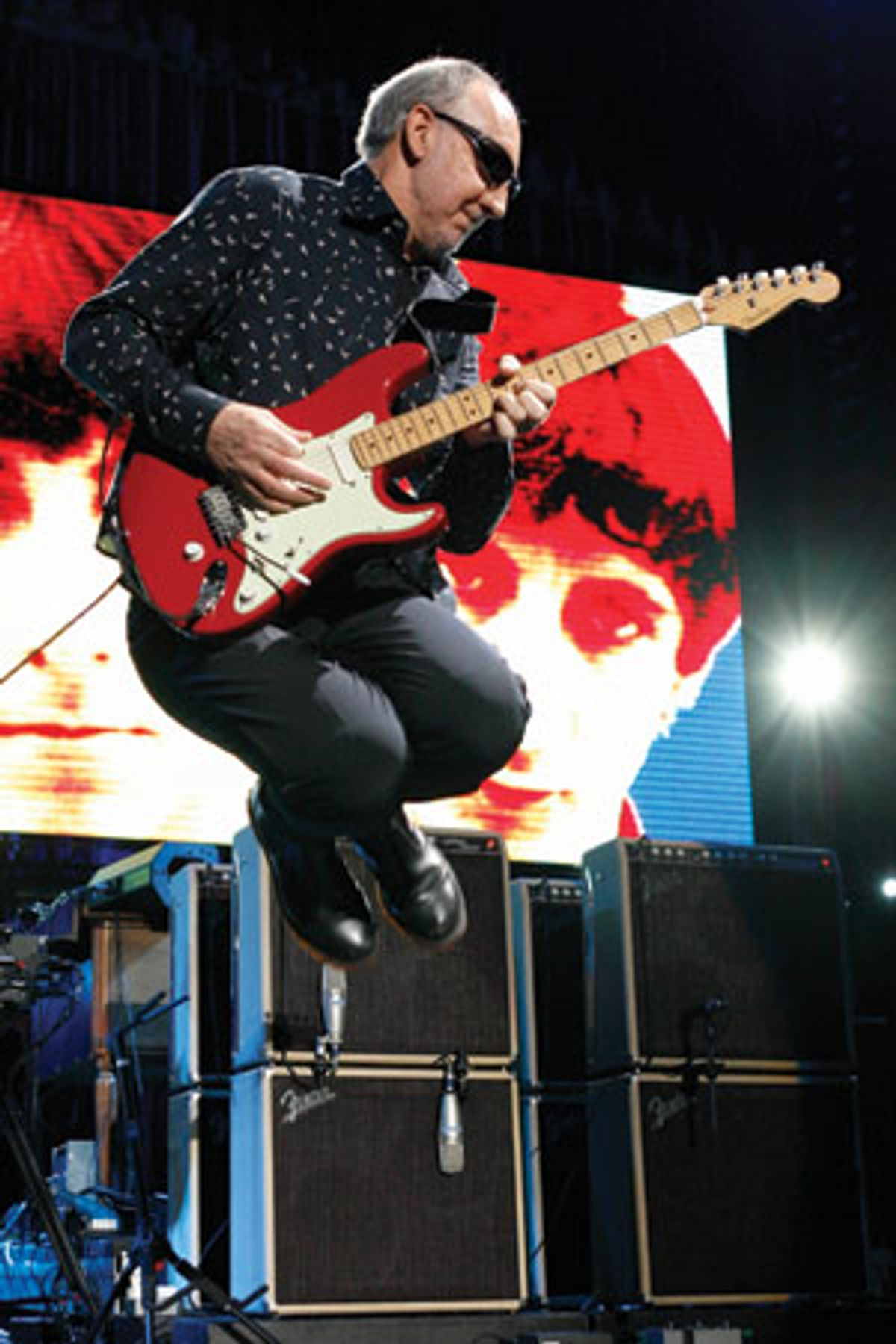 Pete Townshend: On Guitar-Smashing Regrets, Stylistic Evolution, and Becoming a Gear Aficionado