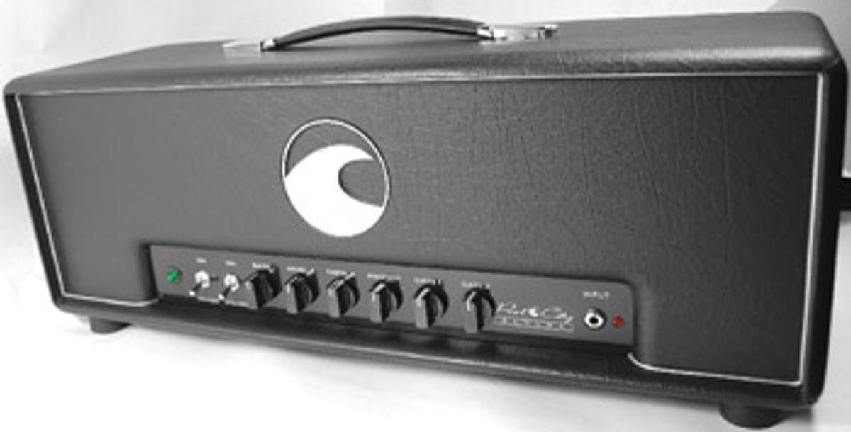 Port City Amps Releases the Sahana Amp