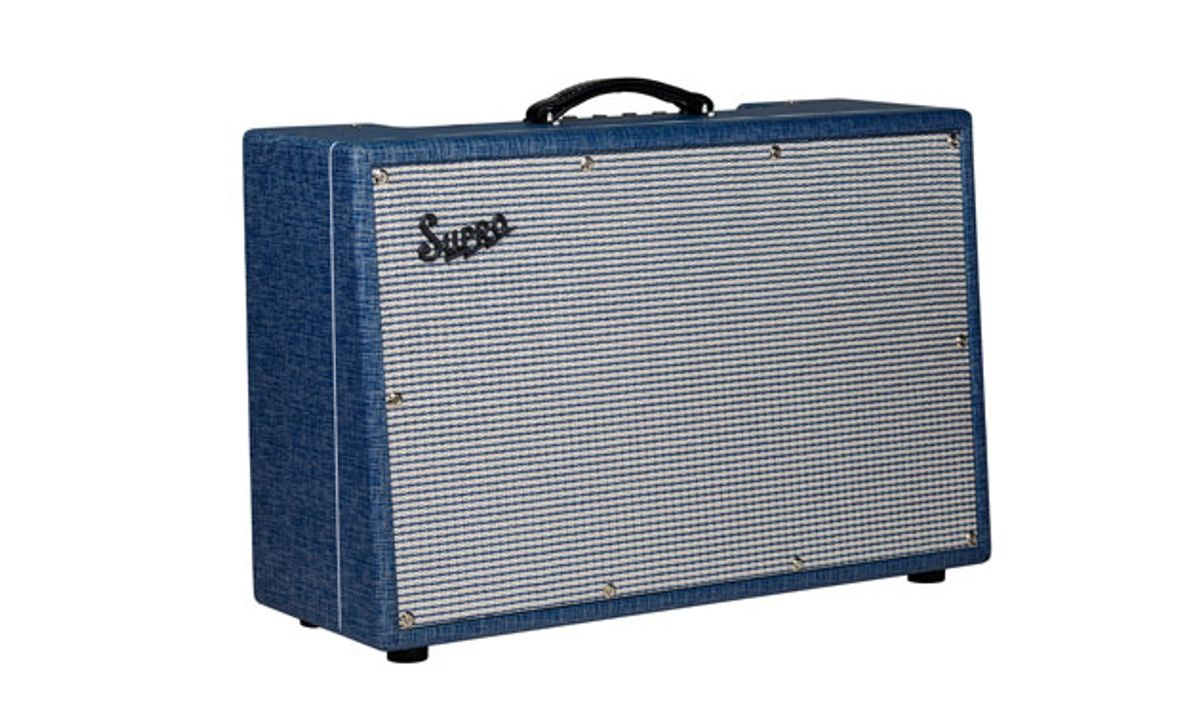 Supro Launches the 1685RT Neptune Reverb