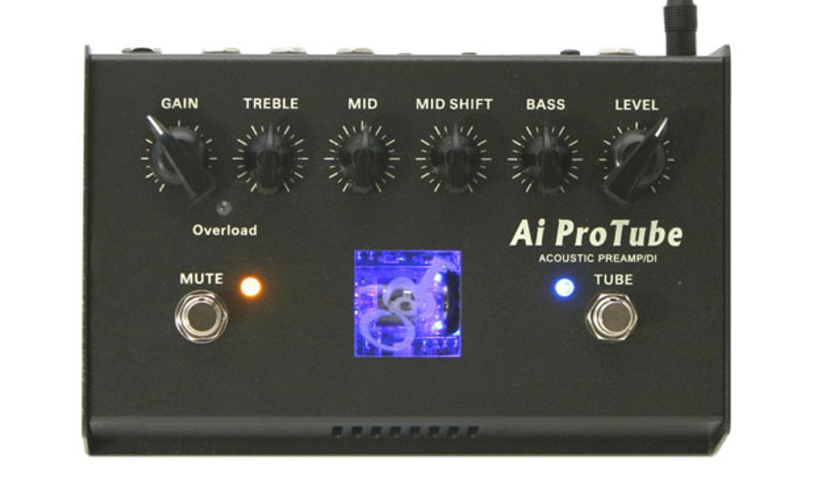 GMF Music Releases the Ai ProTube