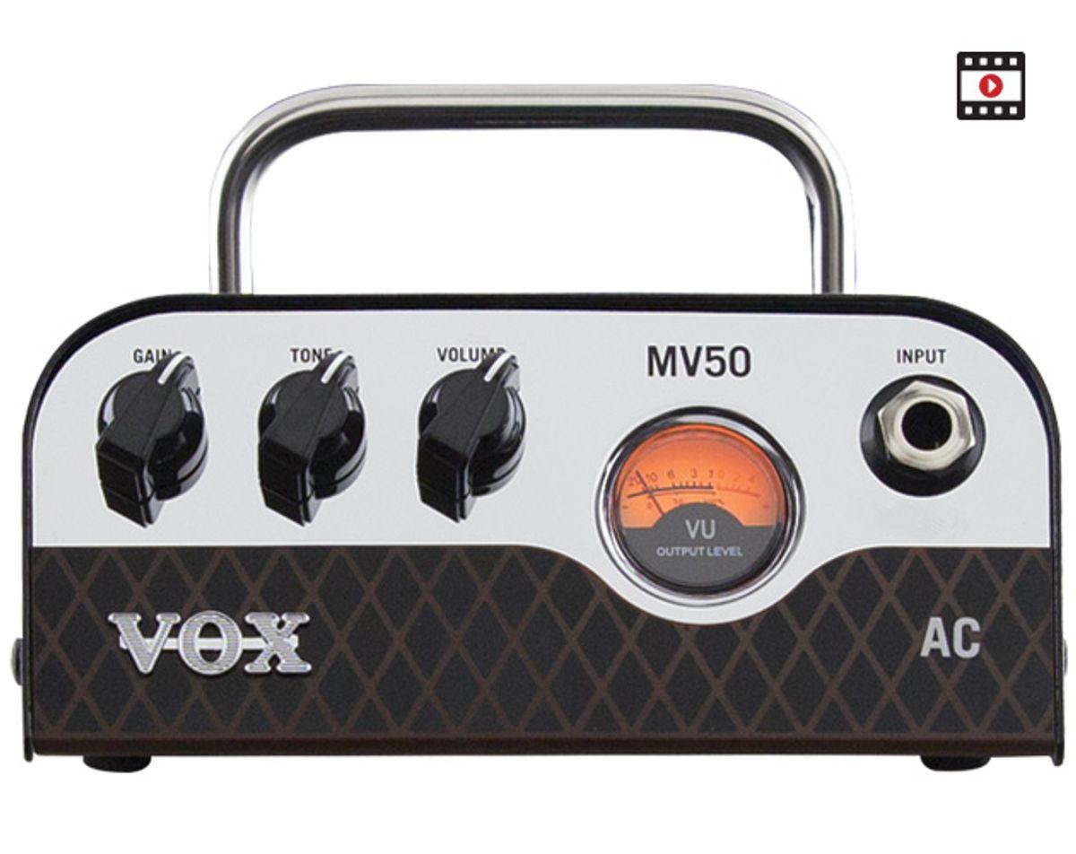 Quick Hit: Vox MV50 AC Review