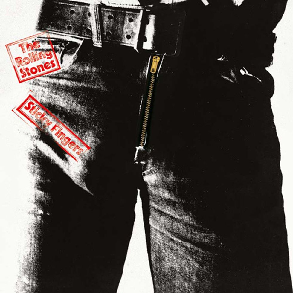 Digging Deeper The Rolling Stones Sticky Fingers Premier Guitar