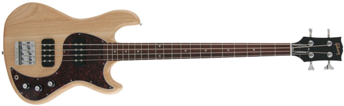 Gibson EB Bass Review