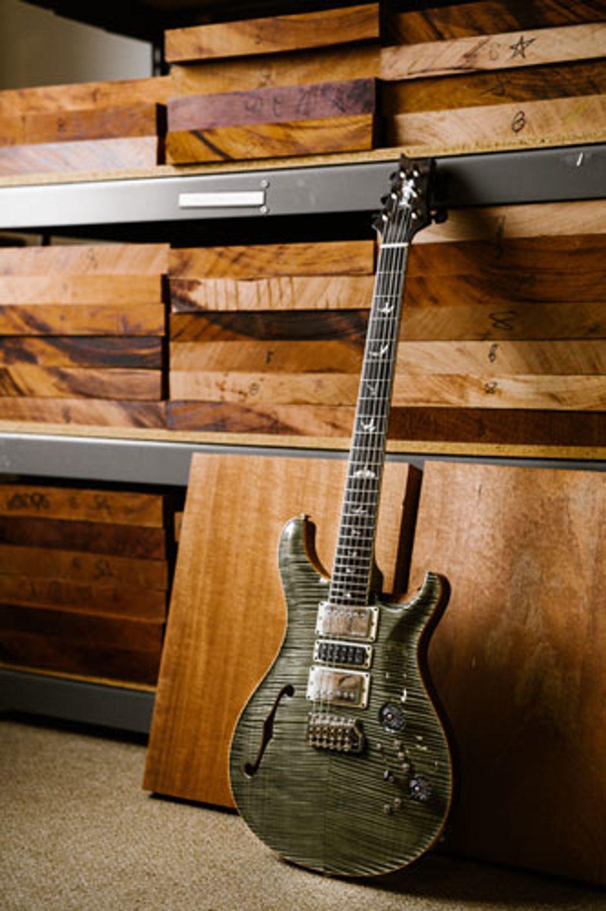 PRS Guitars Announces the John Mayer Private Stock Super Eagle II
