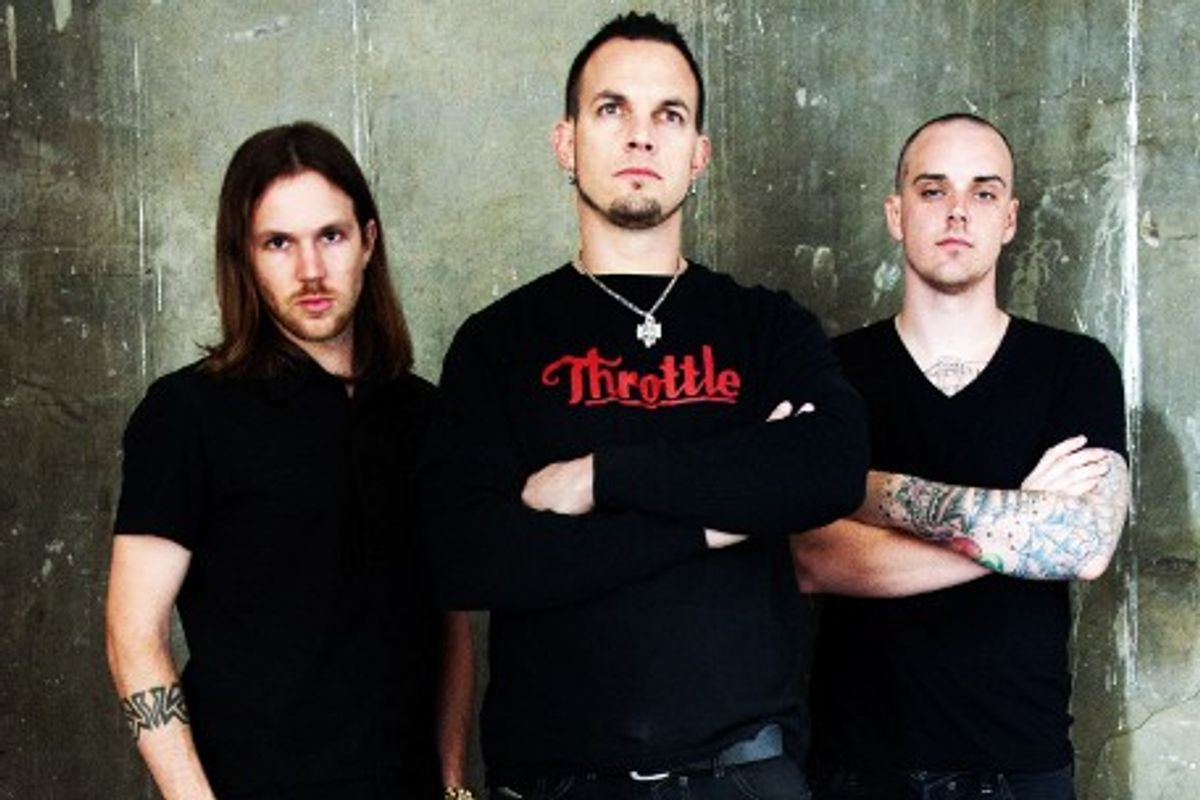 Interview: Mark Tremonti and his musical alter egos