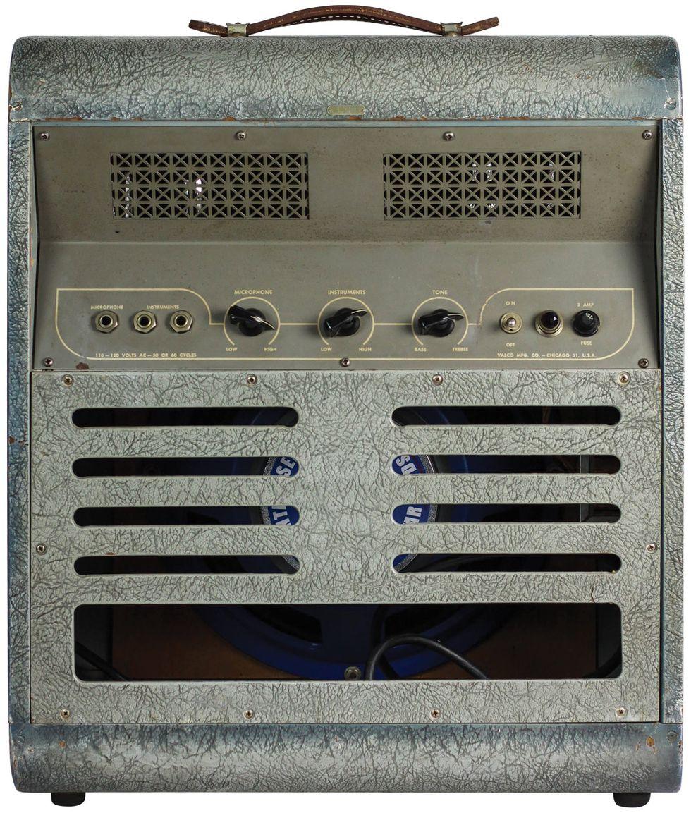 7 Vintage Sleeper Amps That Bring the Noise | Premier Guitar