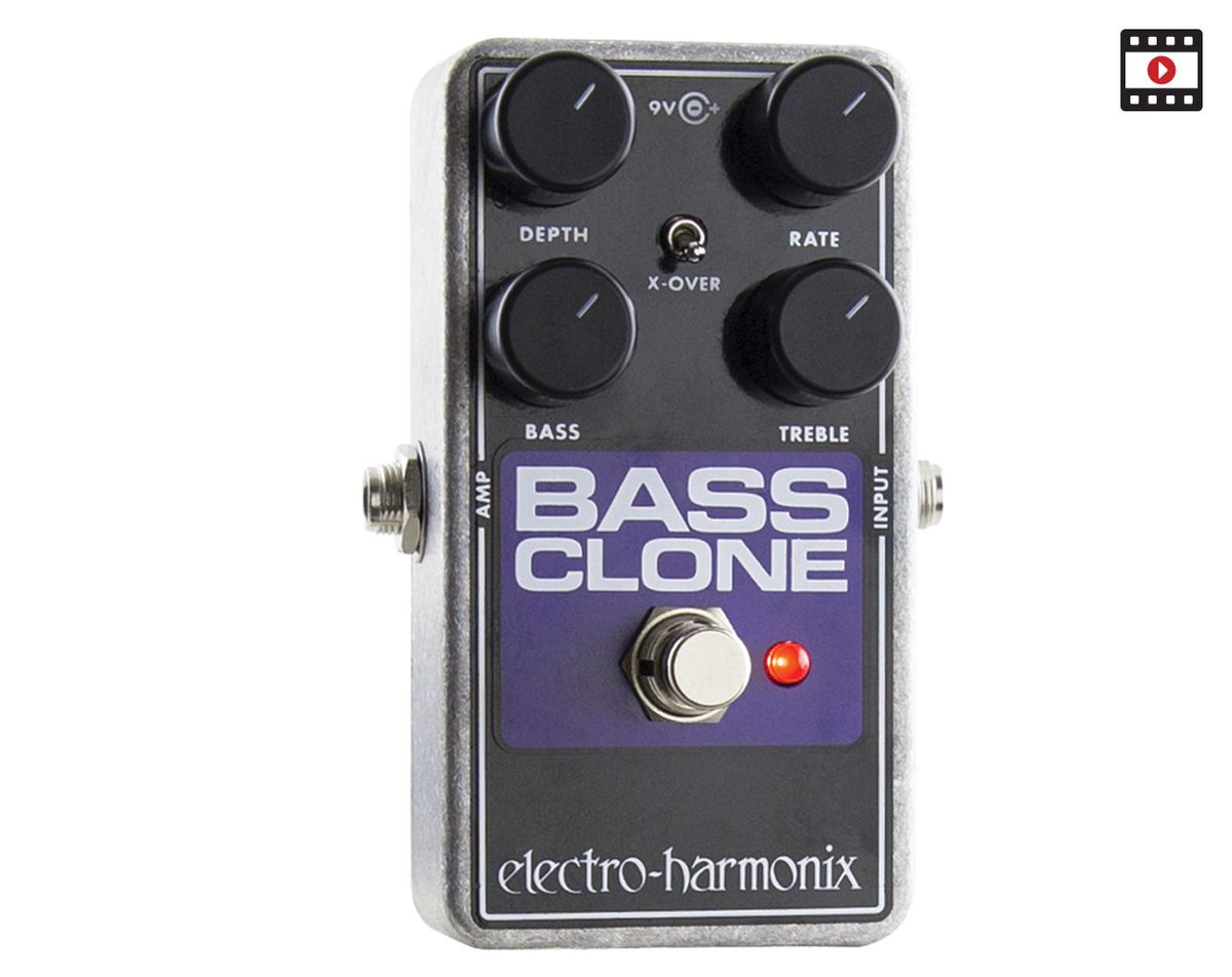 Electro-Harmonix Bass Clone Review
