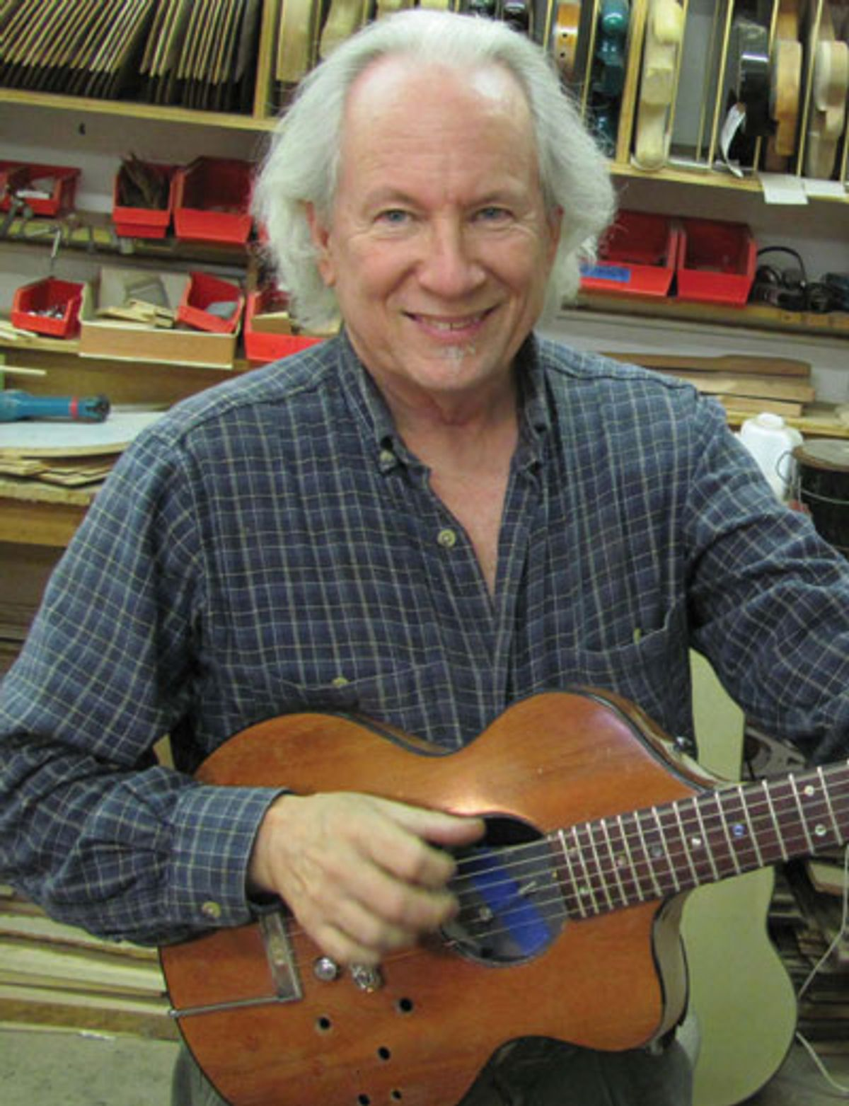 Rick Turner: The Father of Boutique Guitars