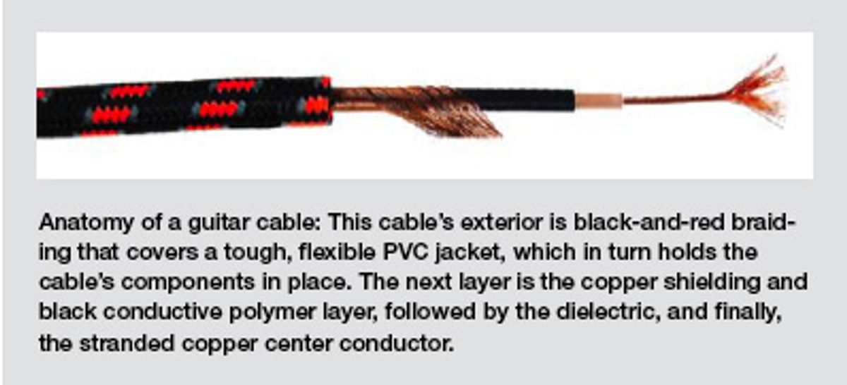 Tone Tips from the Road: Instrument Cables 101