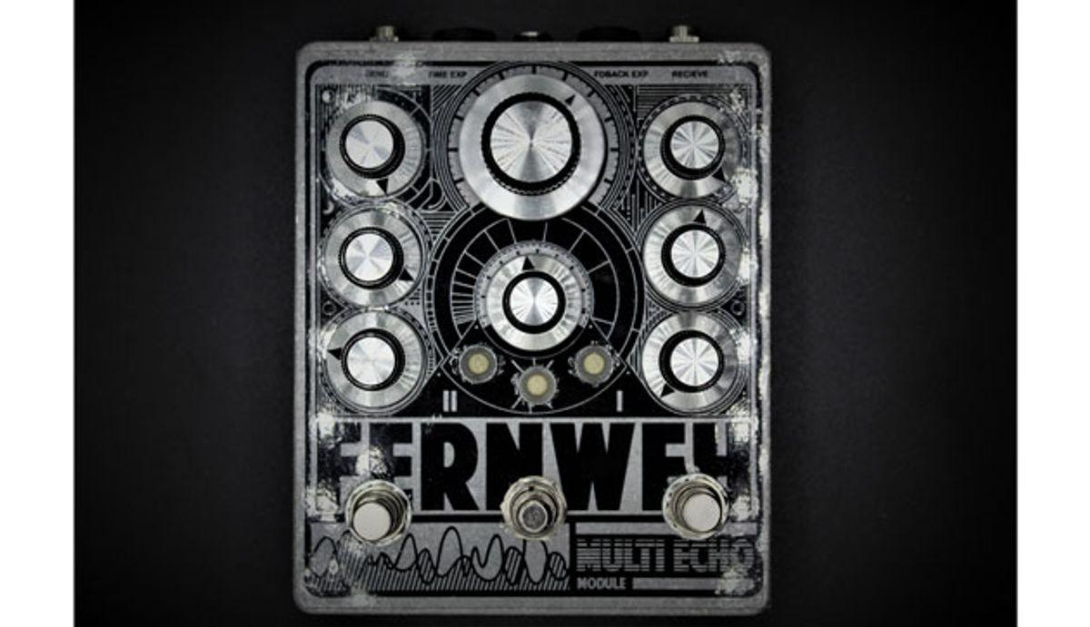 JPTR FX Unveils the Fernweh Multi Echo