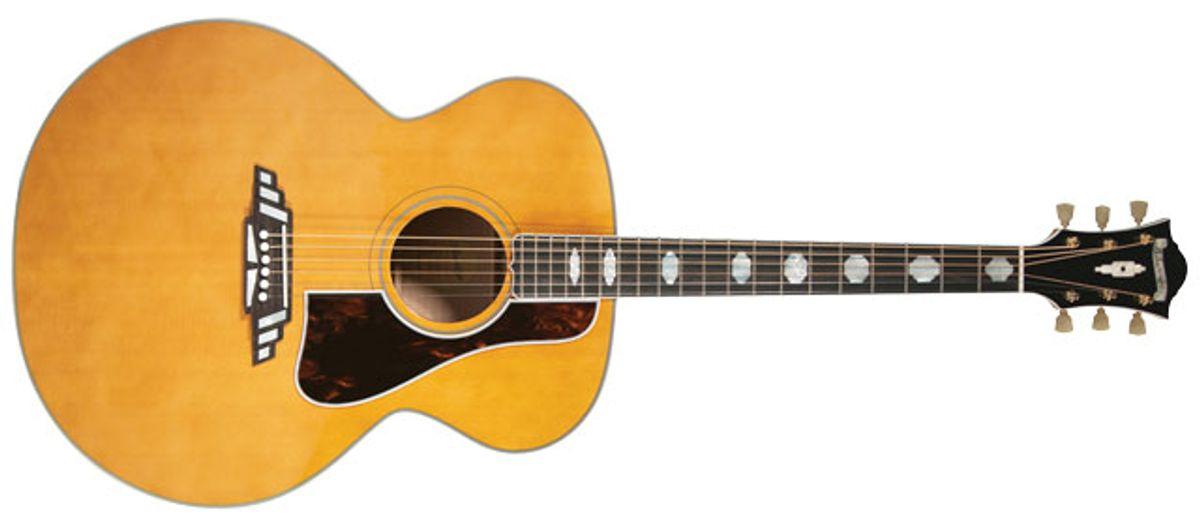 Blueridge BG-2500 Super Jumbo Acoustic Guitar Review