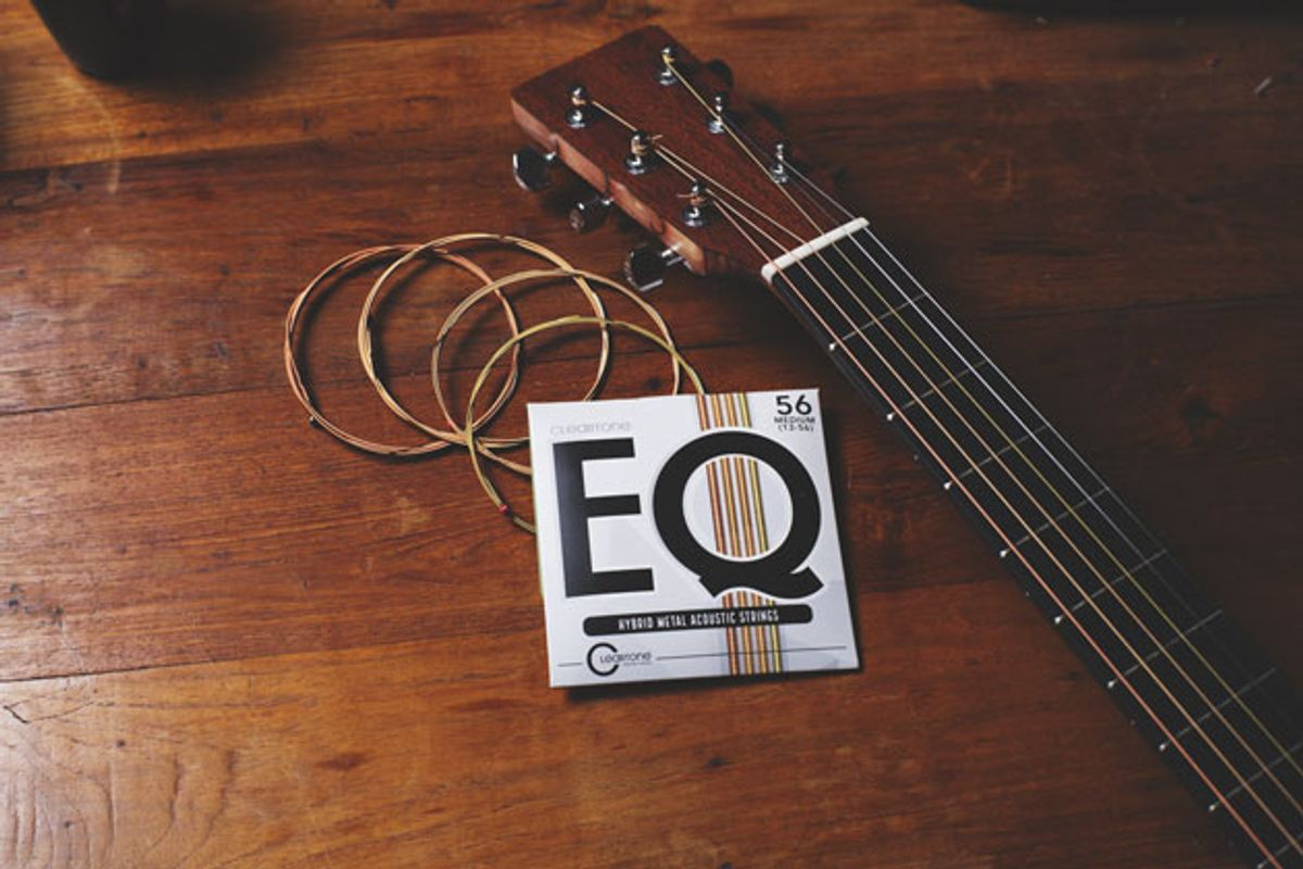 Cleartone Strings Expands EQ Series