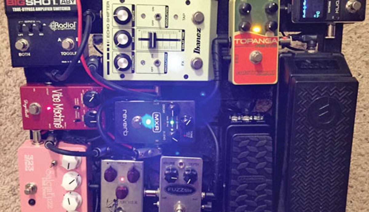 Tuning Up: The Transformational Reverb Sandwich