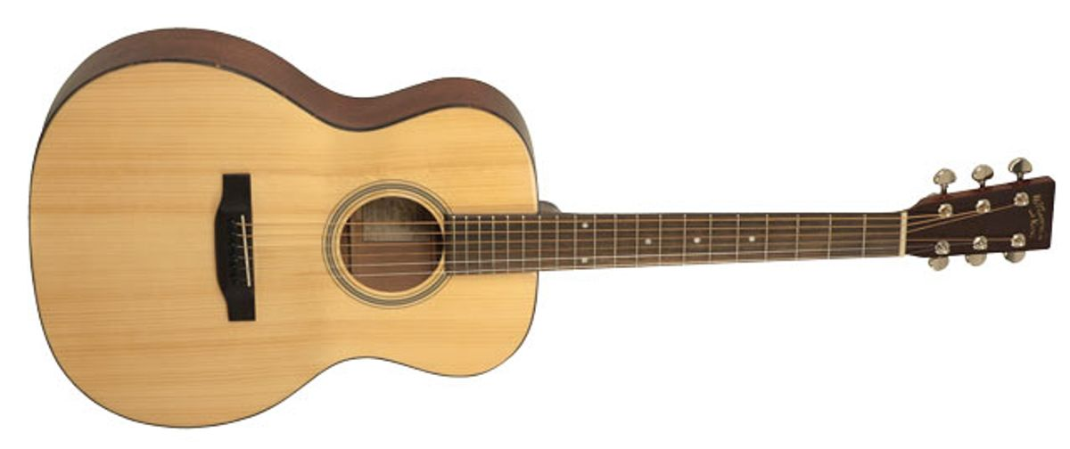 Recording King RO-310 Acoustic Guitar Review