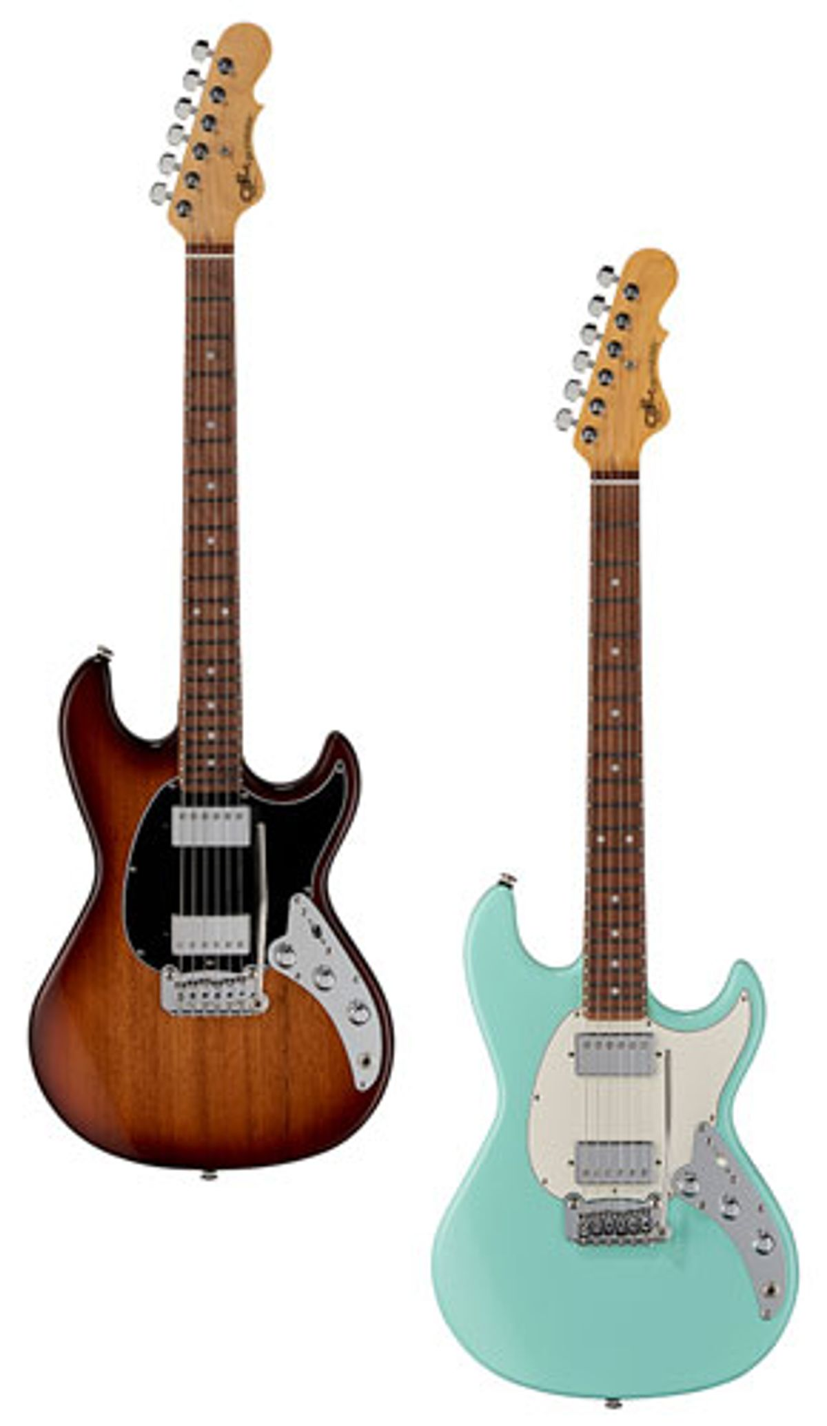 G&L Introduces the Fullerton Deluxe Skyhawk HH