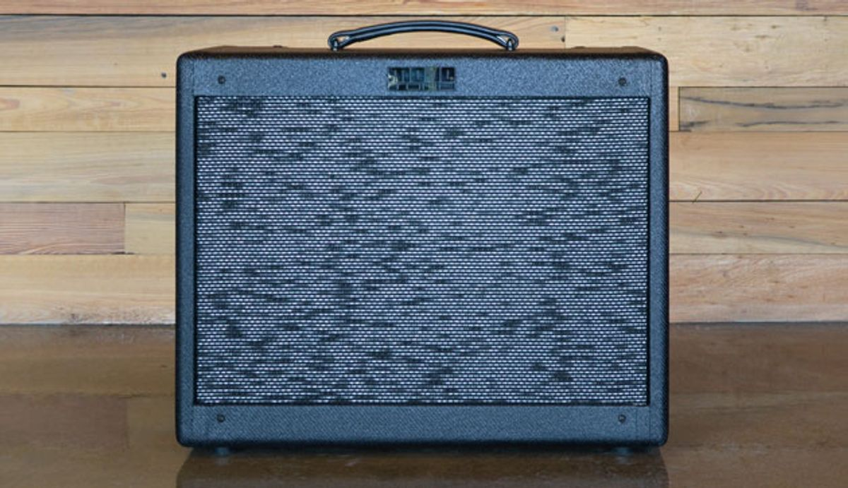 Mojotone Releases New BlackOut Tweed Select