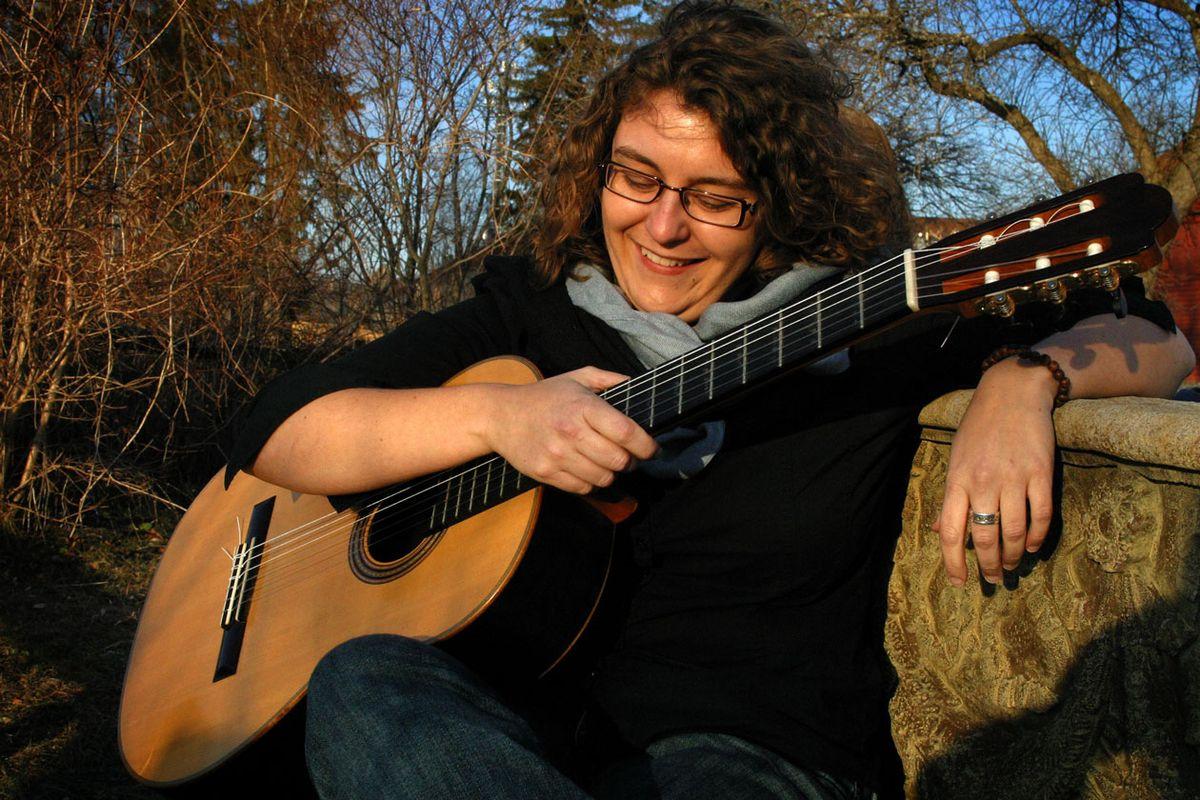Kim Perlak: Berklee's Guitar Department Chair