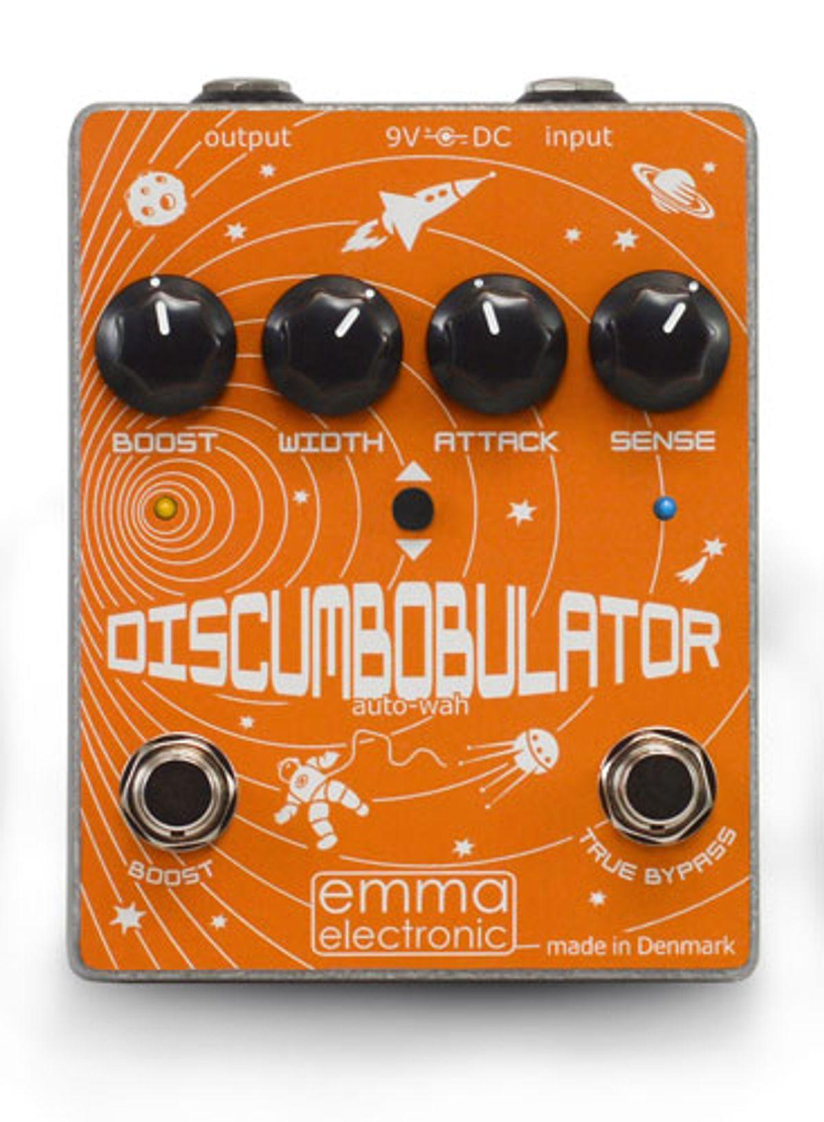 Emma Electronics Releases the DiscumBOBulator MkII