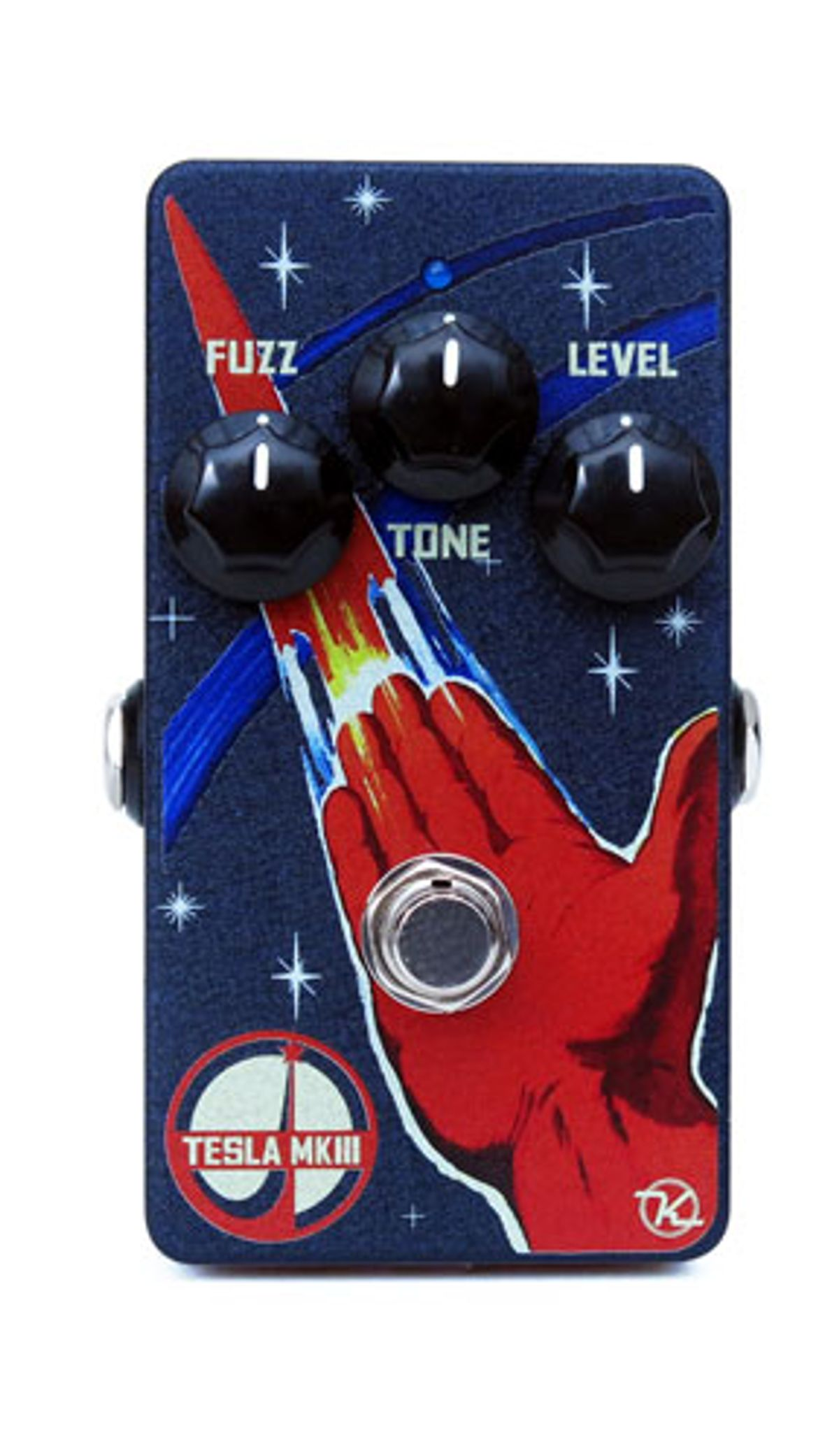 Keeley Electronics Unveils the Tesla MKIII Germanium Fuzz