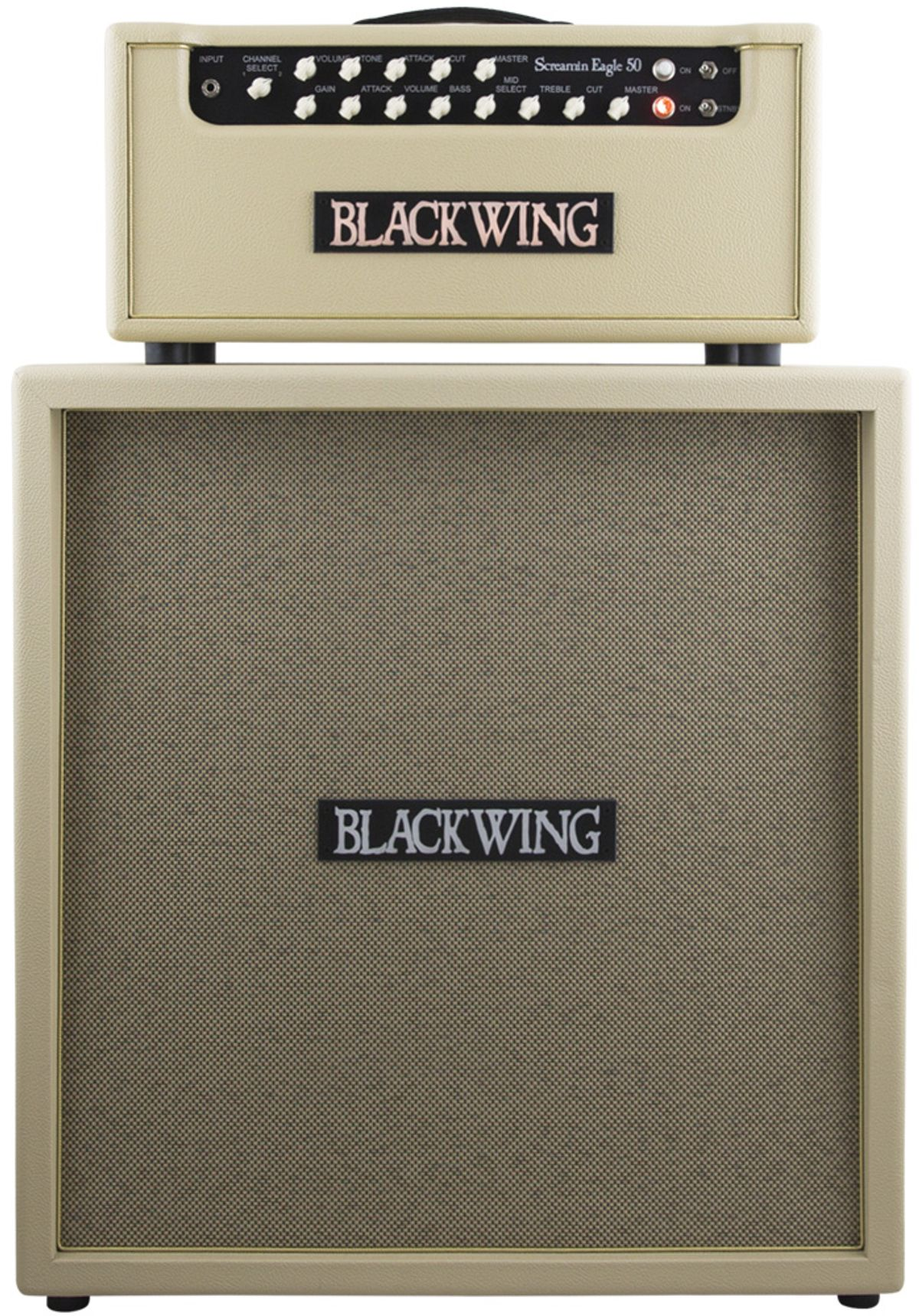 Black Wing Amplification Screamin' Eagle 50 Review