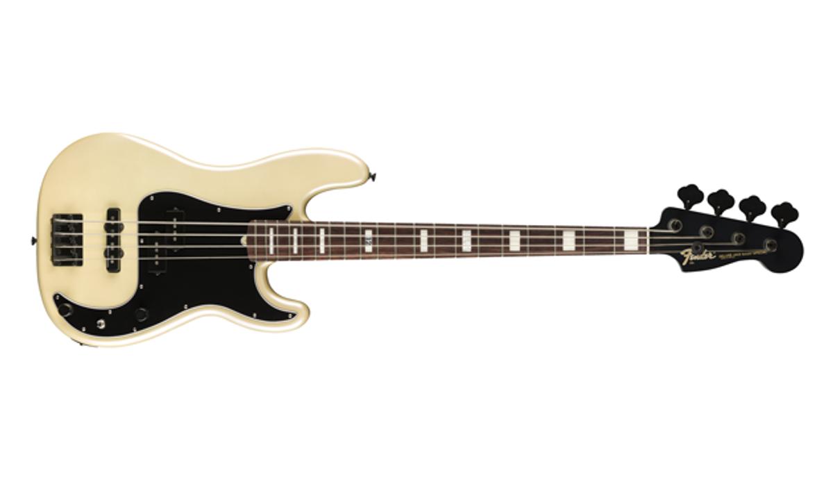 Fender Announces Duff McKagan Signature Bass Collaboration
