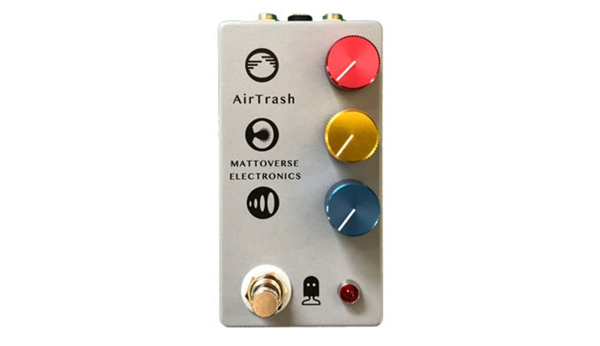 Mattoverse Electronics Releases the AirTrash
