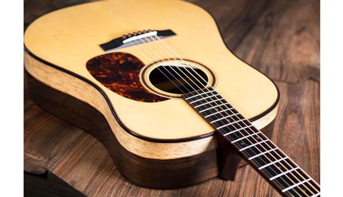 Bedell Guitars Announces the Brazilian Rosewood Collection